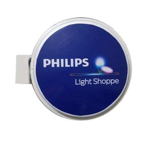 aluminium lolipop flange LED